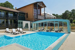 Best Western Resort Hôtel Lacanau - Hotel per seminari Lacanau