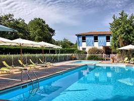 Hotel Le Pont Bernet - Piscina