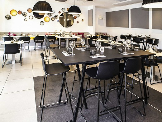 Ibis styles toulouse cite espace - tables