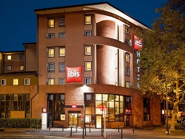 Ibis Toulouse Twin Bridges - Front