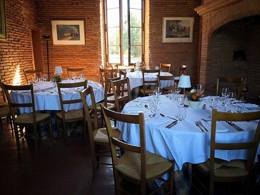 Castello di Pontié - ristorante