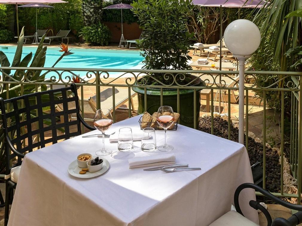 Hotel Restaurant L Arena Frejus