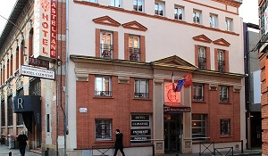 Castellane - Hotel para seminarios de trabajo en Toulouse