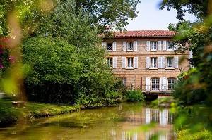 Moulin de Rudelles - Seminario molino Alto Garona