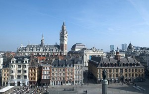 Grand Hotel Bellevue - Grand Place View