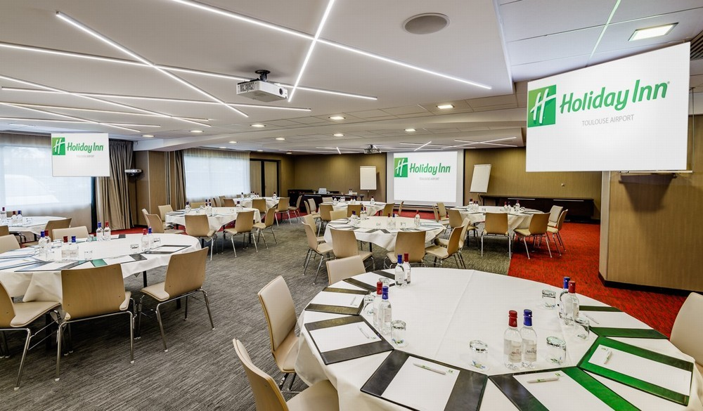 Holiday inn toulouse airport - banquet meeting room