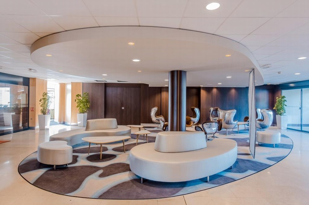 Holiday inn toulouse airport - interior