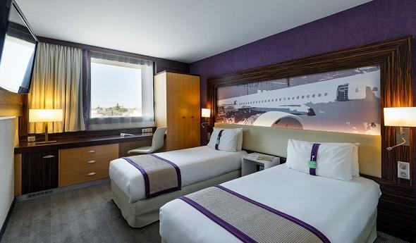 Holiday Inn toulouse airport - sala de seminarios semi-residencial