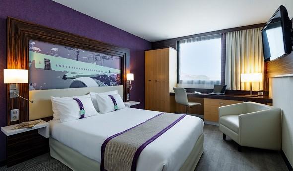 Holiday inn toulouse airport - sala de seminario residencial