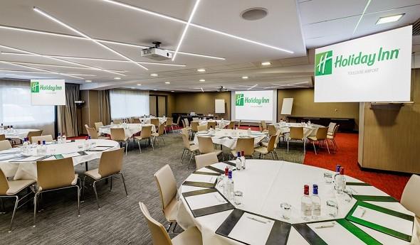 Holiday inn toulouse airport - sala de reuniones para banquetes