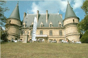 Schloss Valbois - Das Seminar Etrat
