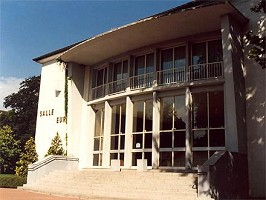 zona Europa-Courcelles - Organizar um evento perto de Metz