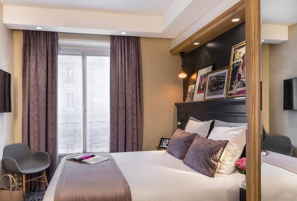 Hotel Dukes of Burgundy - habitación clásica