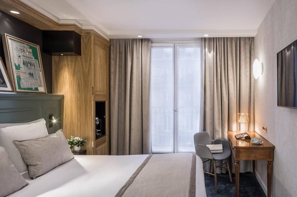 Dukes of burgundy hotel - habitación superior