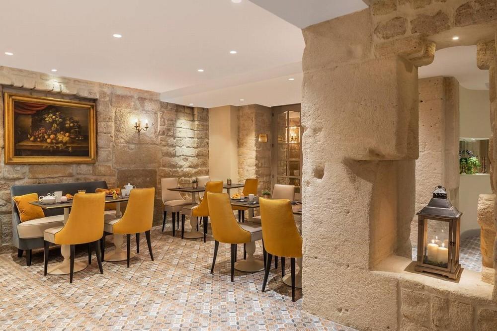 Hotel Dukes of Burgundy - sala de desayuno