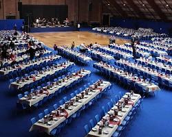 Sportica - Sala conferenze