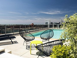 Mercure Nice Center Notre Dame - Swimming Pool