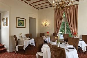 Hotel Chateau clery Najeti restaurant