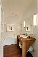 Hotel Chateau clery Najeti bathroom