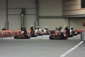 Planet Karting - Karting de negocio de trabajo en equipo