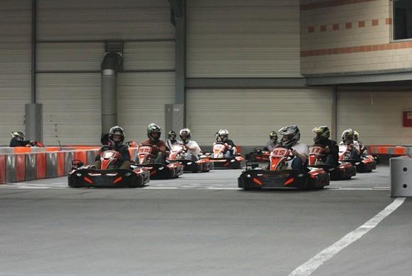 Planet Karting - Business kart team-building