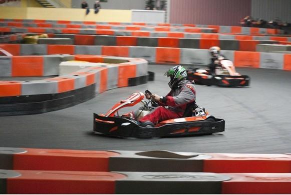 Planet Karting - organizzazione di seminari coesione di gruppo