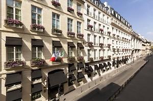 Castille Paris - Recepción