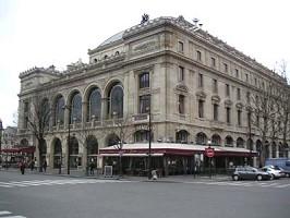 Châtelet Theatre - Paris seminar