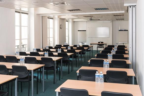 Vinci espacio - clase sala de reuniones