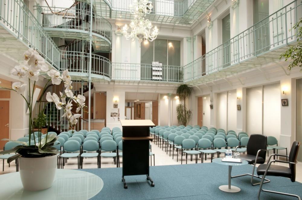espaço Cléry - salas de reuniões