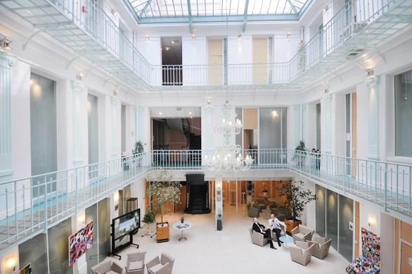 spazio Cléry - affittare una camera a Parigi