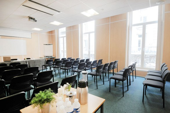 Cléry space - seminar room