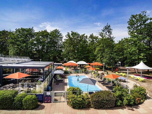 Novotel orleans country house sologne caminos - exterior