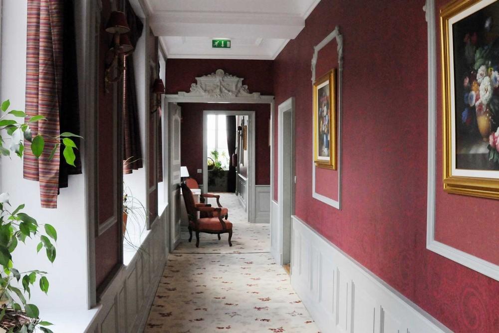 Schoebeque Châtellerie - interior