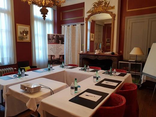Châtellerie de schoebeque - meeting room