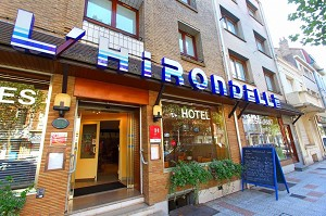 Hirondelle Hotel Restaurant - Home