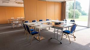 Sala de seminarios modular.