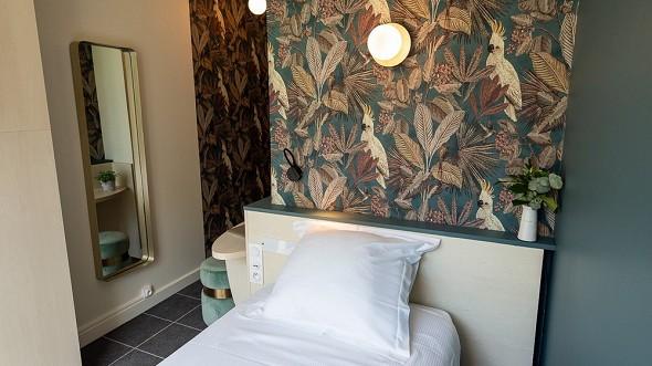 Best western hotel du lac dunkirk - camera singola hotel du lac