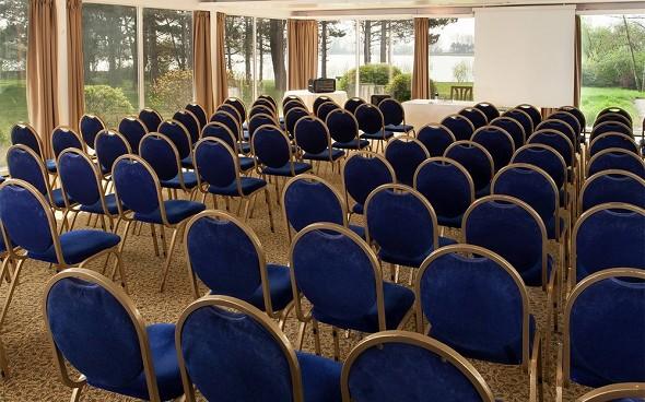 Best western hotel du lac dunkirk - sala seminari