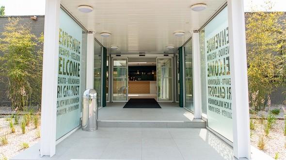 Best western hotel du lac dunkirk - reception esterna hotel du lac