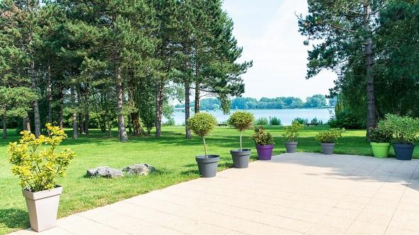 Best western hotel du lac dunkirk - esterno