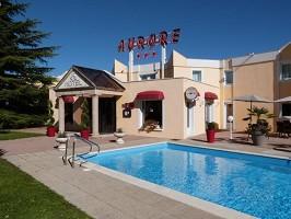 Hotel Aurore - Piscina