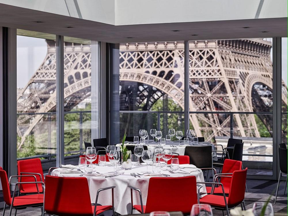 Restaurant Pullman Paris Tour Eiffel