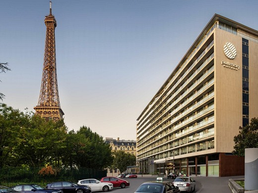 Pullman Paris Eiffel Tower - exterior
