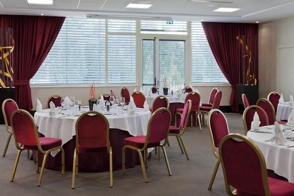 Golden tulip lyon eurexpo - salon europe - banquet