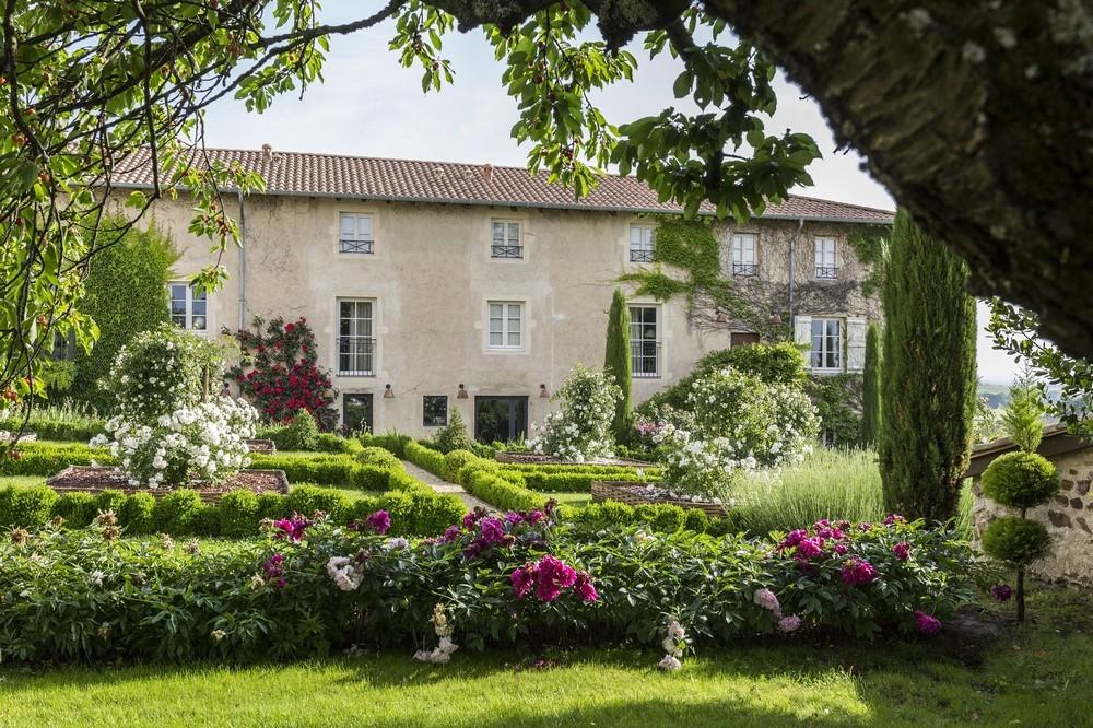 Domaine morgon la javernière - garden
