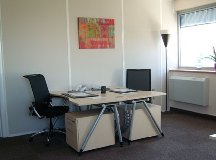 Regus Toulouse Blagnac airport office