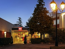 Ibis Charleville Meziere - 3 star hotel for study days and residential seminars
