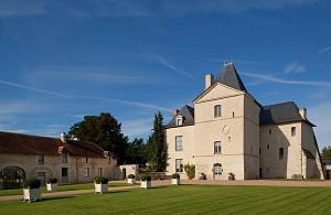 Cargar razines Chateau fuera