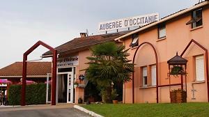 Auberge d'Occitania Citotel - seminario rompe Puente